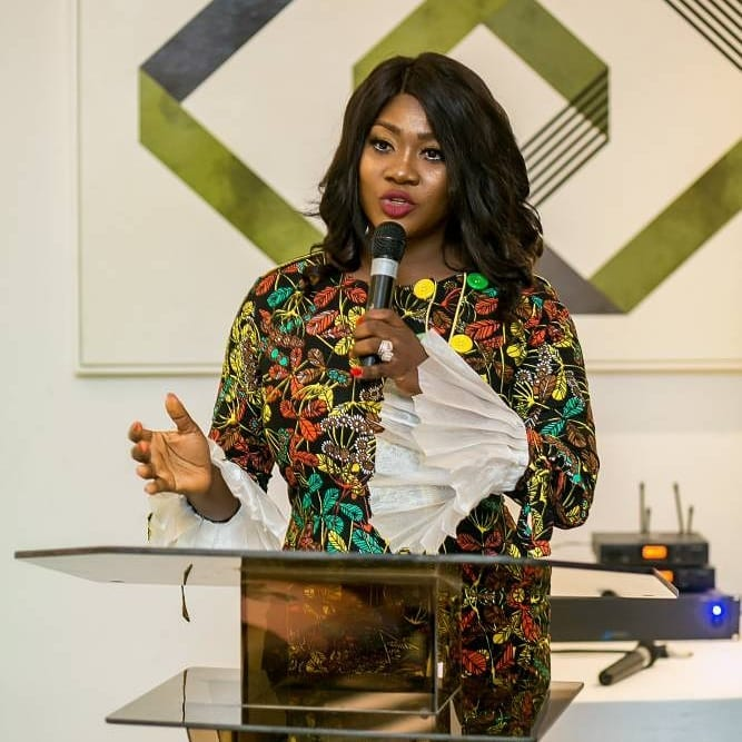 Mercy Johnson Becomes Brand Ambassador For Mr Chef Iodised Salt (11)