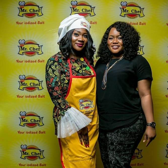 Mercy Johnson Becomes Brand Ambassador For Mr Chef Iodised Salt (8)