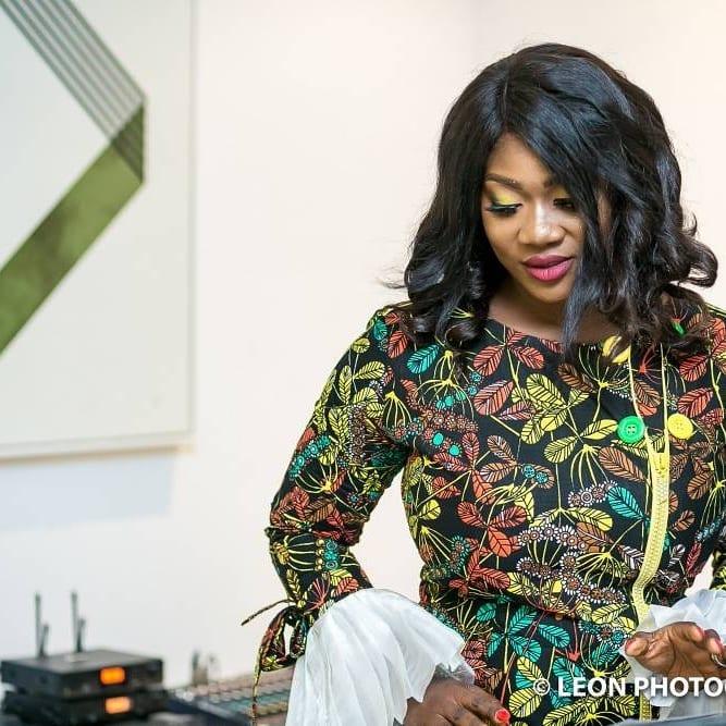Mercy Johnson Becomes Brand Ambassador For Mr Chef Iodised Salt (6)