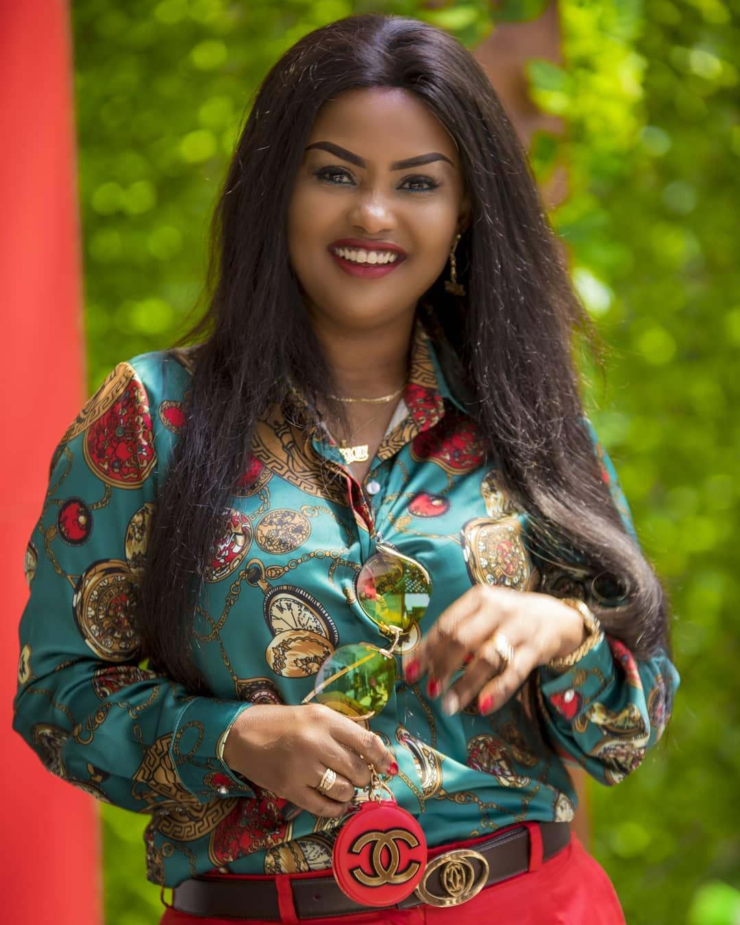 Nana Ama McBrown Lands Teaching Job At NyoNyo Essentials (8)