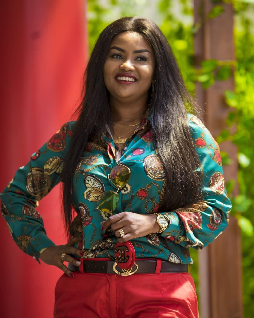 Nana Ama McBrown Lands Teaching Job At NyoNyo Essentials (7)