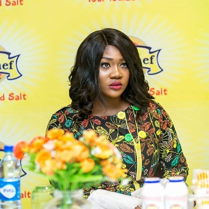 Mercy Johnson Becomes Brand Ambassador For Mr Chef Iodised Salt (7)