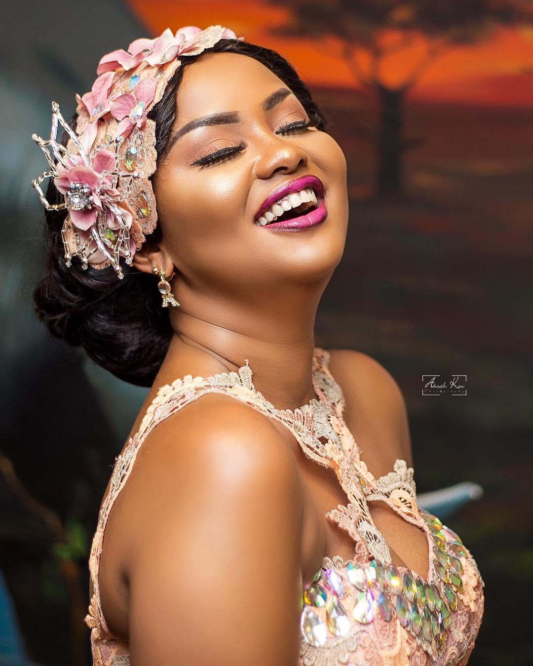 Nana Ama McBrown Wows In Glamorous New Photoshoot (2)