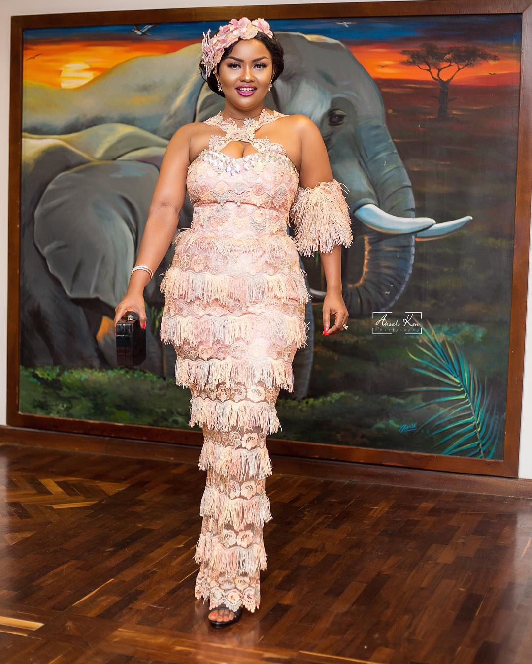 Nana Ama McBrown Wows In Glamorous New Photoshoot (3)