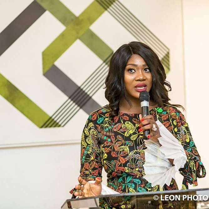 Mercy Johnson Becomes Brand Ambassador For Mr Chef Iodised Salt (9)