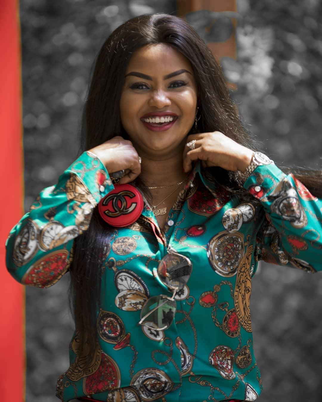 Nana Ama McBrown Lands Teaching Job At NyoNyo Essentials (9)