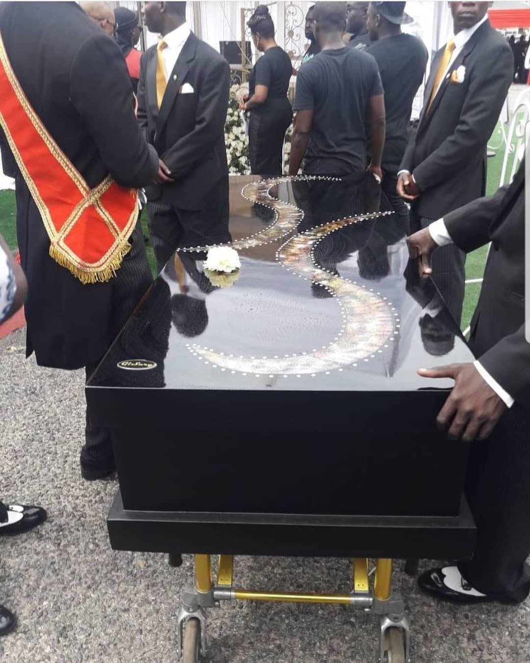 Ebony Reigns Funeral