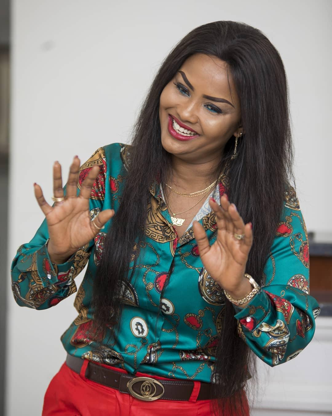 Nana Ama McBrown Lands Teaching Job At NyoNyo Essentials (6)
