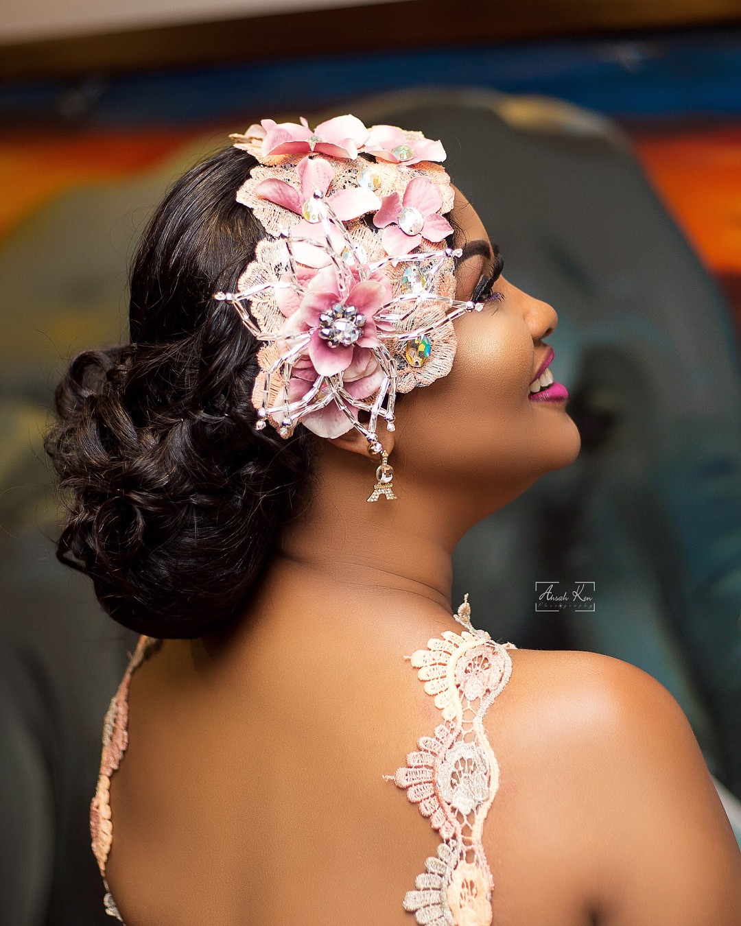 Nana Ama McBrown Wows In Glamorous New Photoshoot (4)