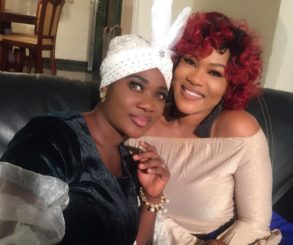 Mercy Macjoe Gushes Over Acting With Mercy Johnson