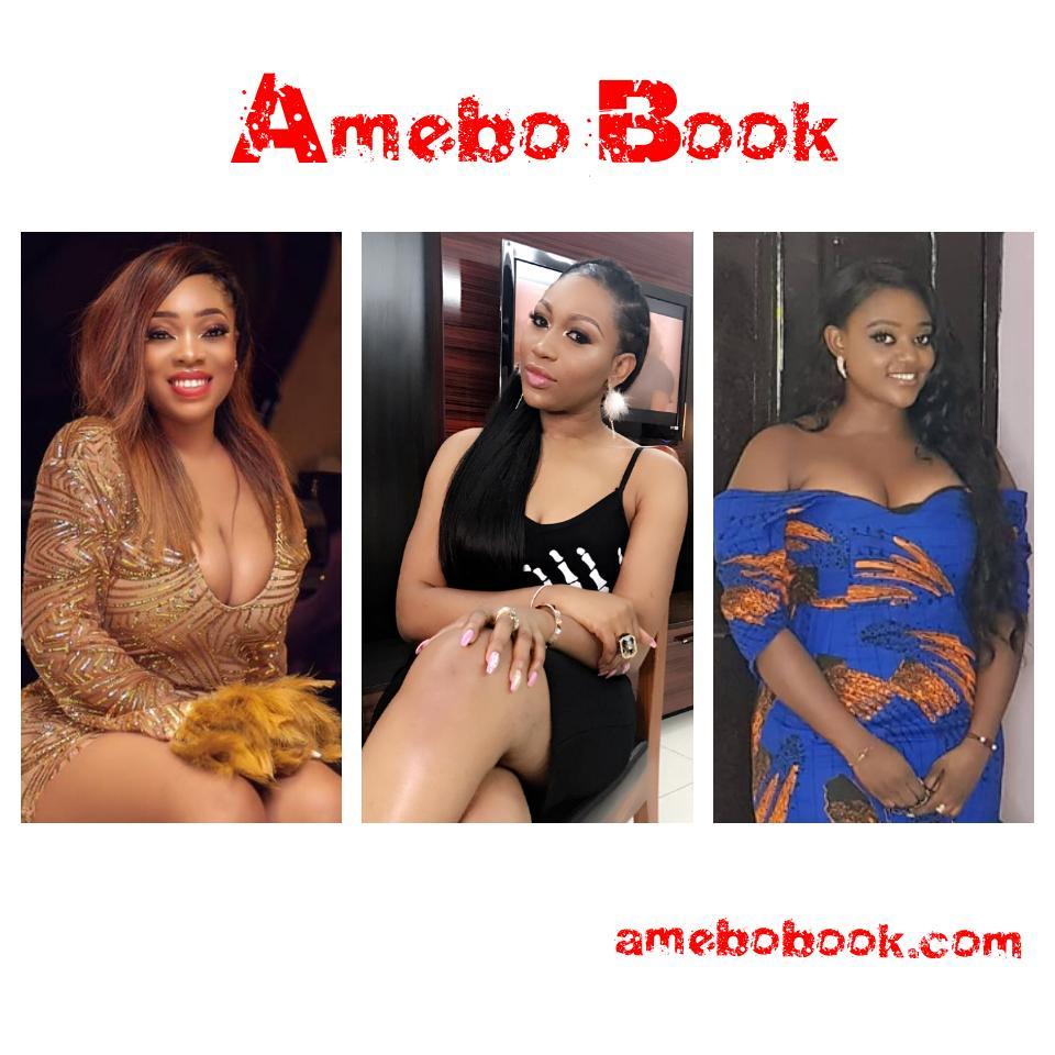 Ebube Nwagbo And Nazo Ekezie React To Moesha Boduong Saying She And Other Ghanaian Women Sleep With Men For Money