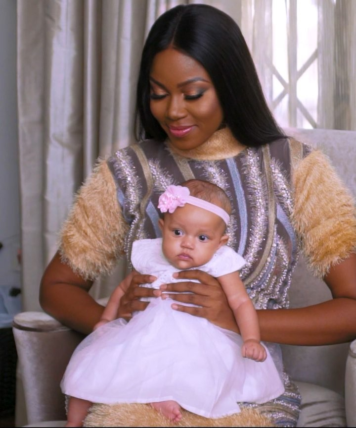 Yvonne Nelson And Baby Ryn Roberts Cover Agoo Magazine (3)