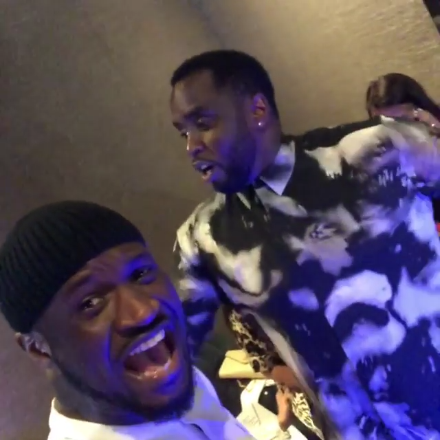 Peter Okoye Chilling With Diddy And Cassie In Abu Dhabi (6)