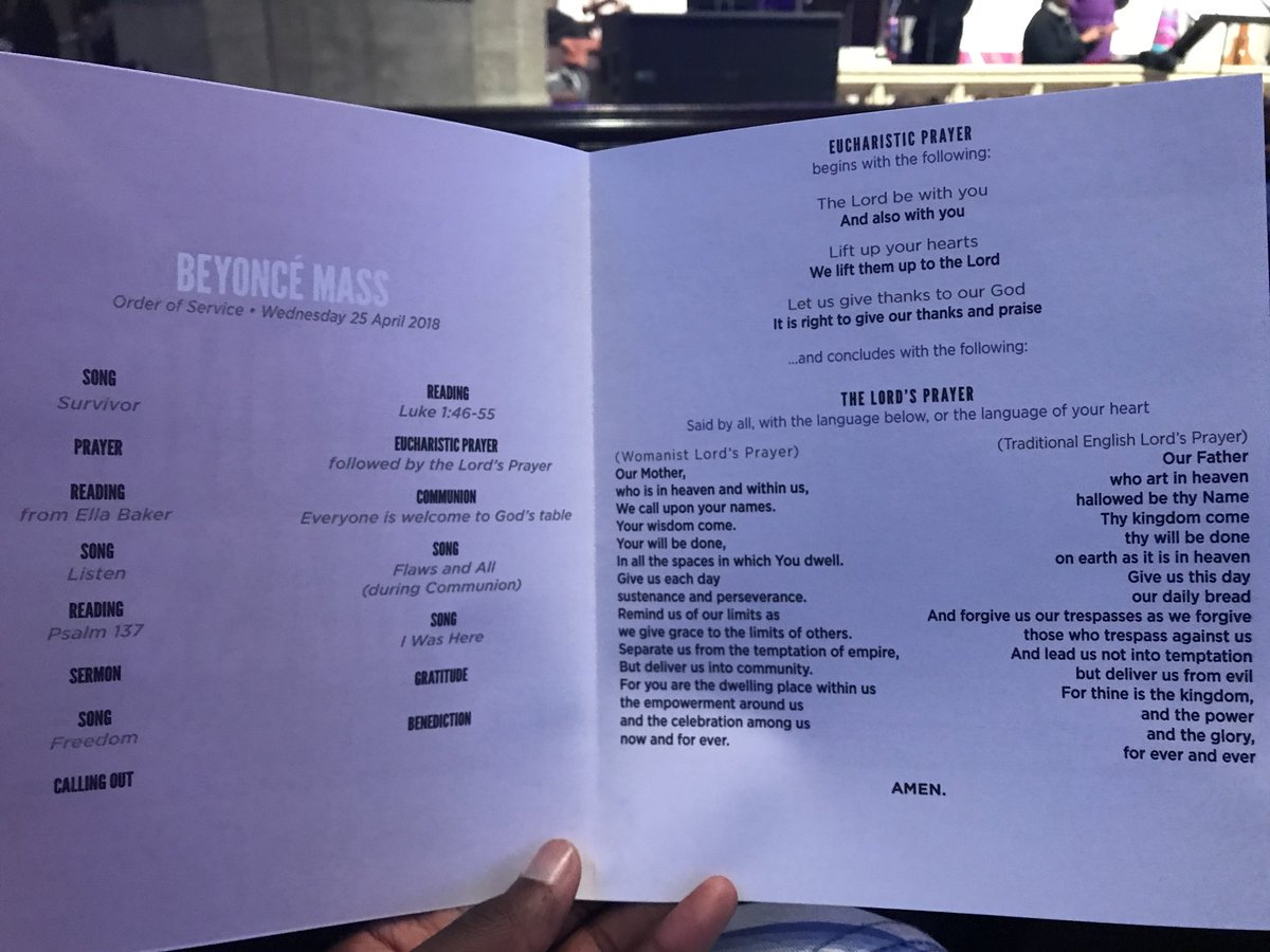 Beyonce Mass Was Held At Grace Cathedral Church In San Francisco (4)