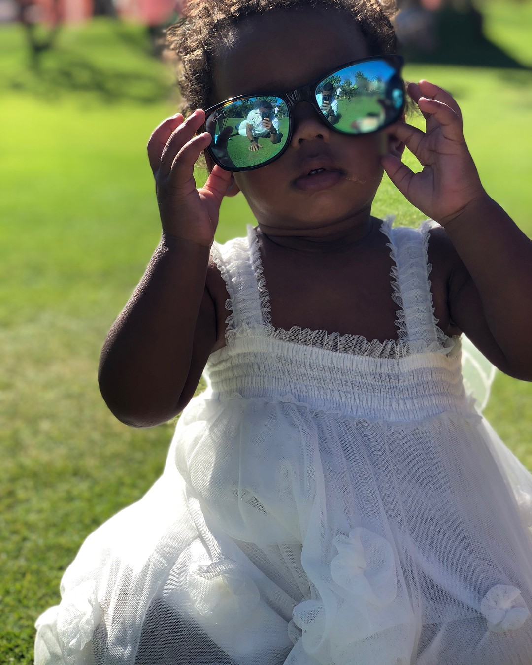 Ciara Shares Stunning Photos Of Her Family's First Easter (3)