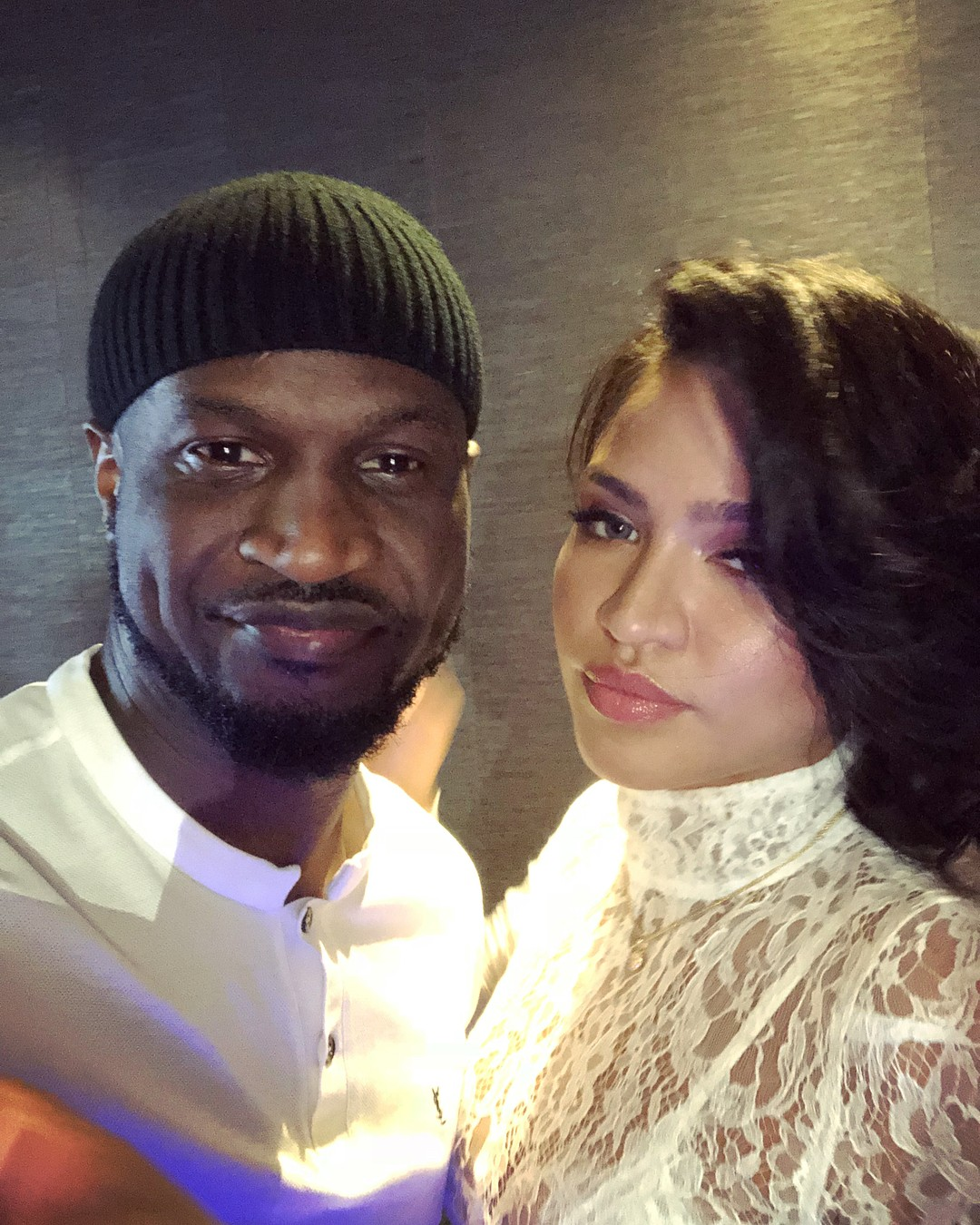 Peter Okoye Chilling With Diddy And Cassie In Abu Dhabi (3)
