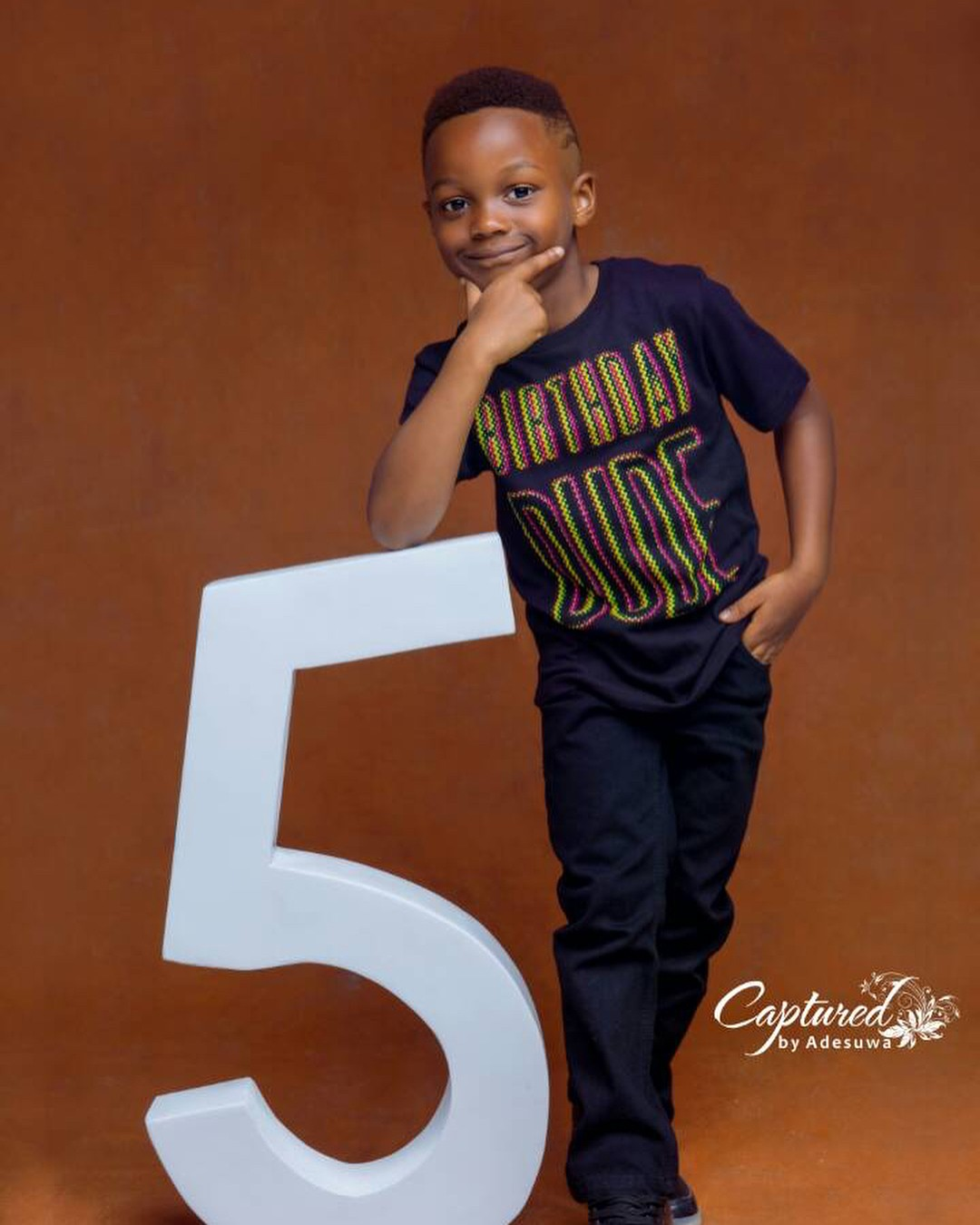 Paul Okoye And Wife Anita Celebrate Son Andre On His 5th Birthday (4)