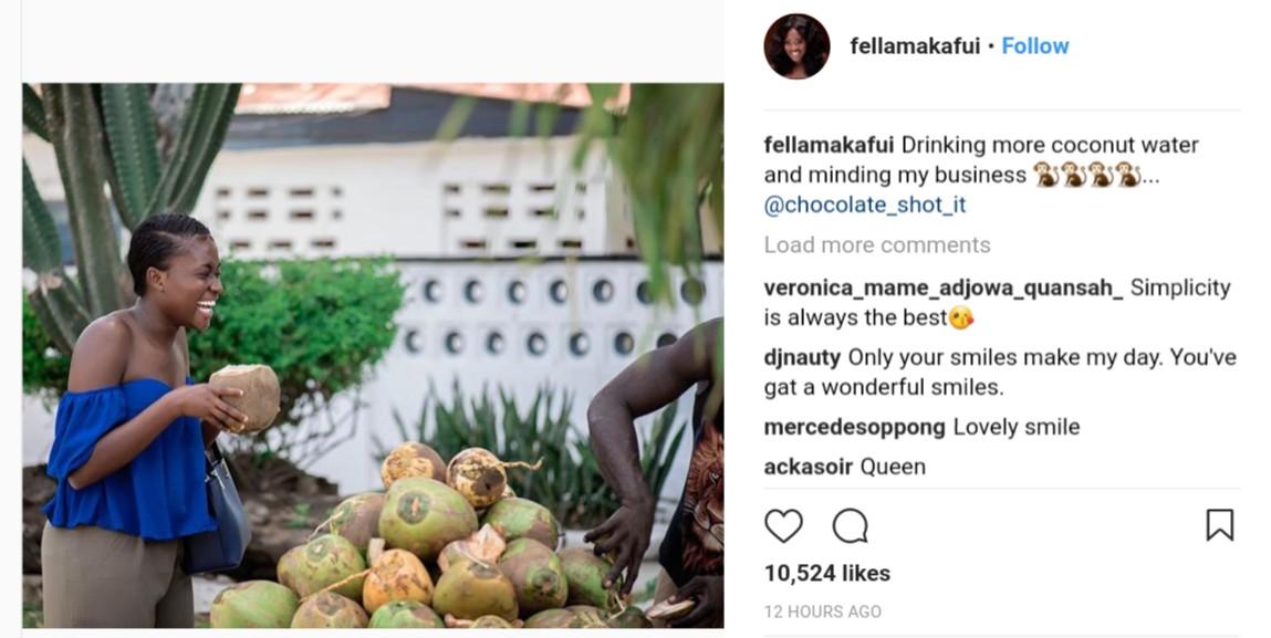 Fella Makafui Reacted To The Moesha Boduong CNN Interview (2)