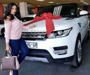 Zari Hassan Buys Range Rover Sport