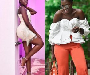 Fella Makafui Stepped Out Looking Really Gorgeous