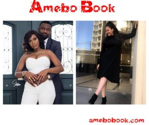 Nadia Buari Wishes John Dumelo And Gifty Mawunya Nkornu Happy Married Life