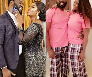 Mercy Johnson Celebrates Husband Prince Odi Okojie On His Birthday
