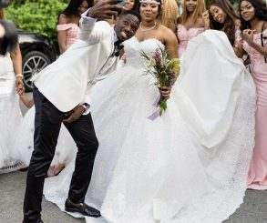 Kenneth Omeruo Weds Chioma Nnamani