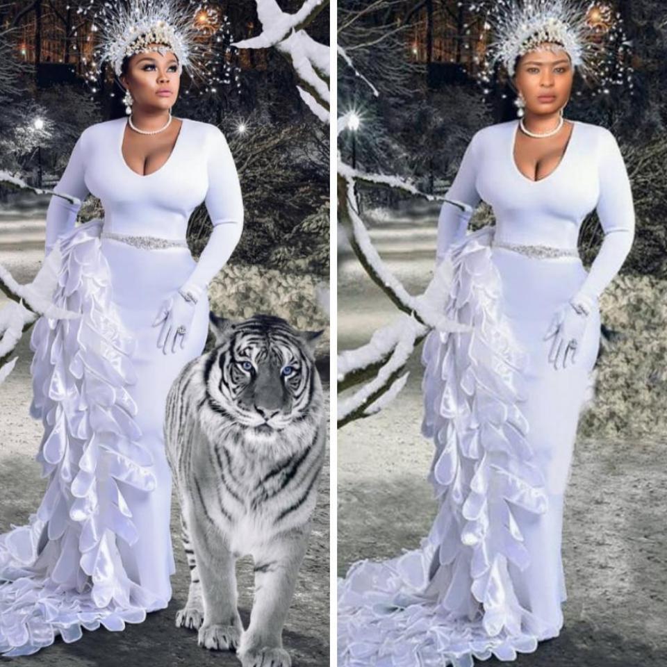Daniella Okeke And Favour Nwaoma Claim Ownership Of The Same Body