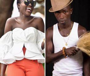 Fella Makafui Reveals Patapaa As Her Celebrity Crush