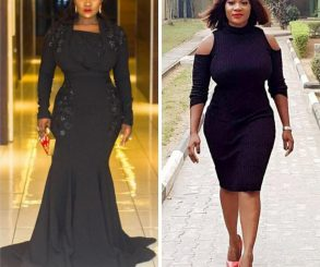 Mercy Johnson Announces The Death Of Her Mum