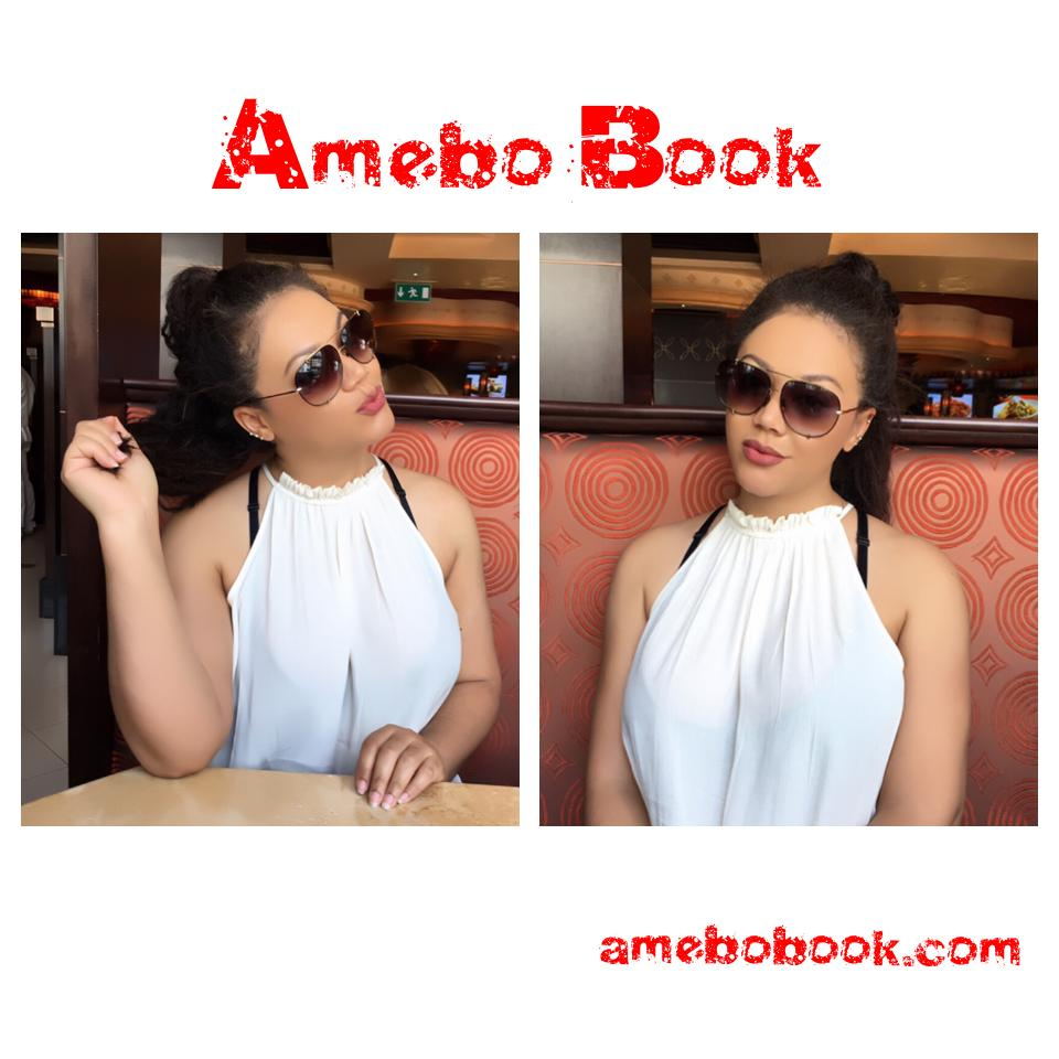 Nadia Buari Pictured Hawking On The Streets Of Lagos