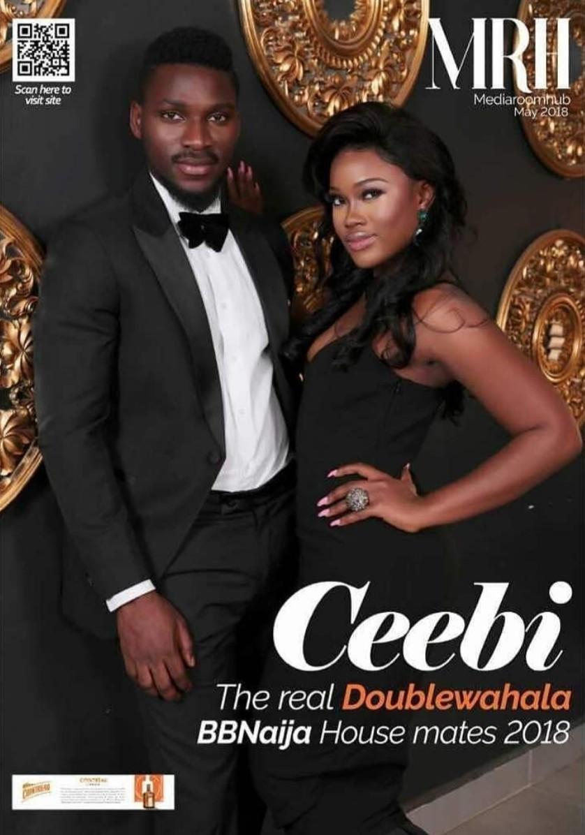 Tobi Bakre And Cee-C Cover Media Room Hub Magazine (2)