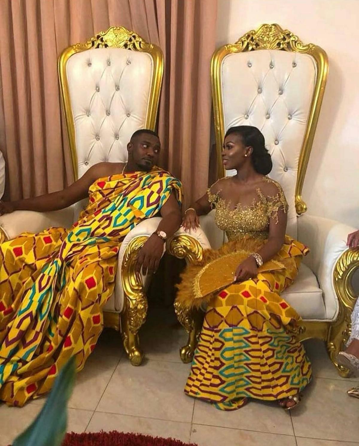 John Dumelo And Mawunya Traditional Wedding (9)
