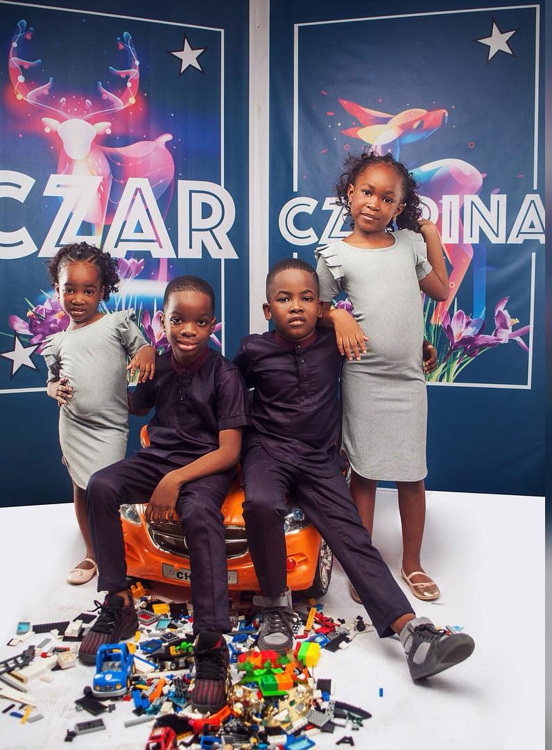 Bolutife Balogun Clothing Line Czar & Czarina (2)