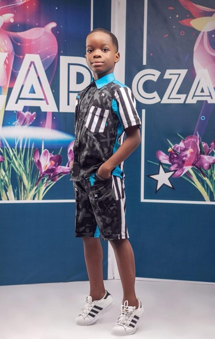 Bolutife Balogun Clothing Line Czar & Czarina