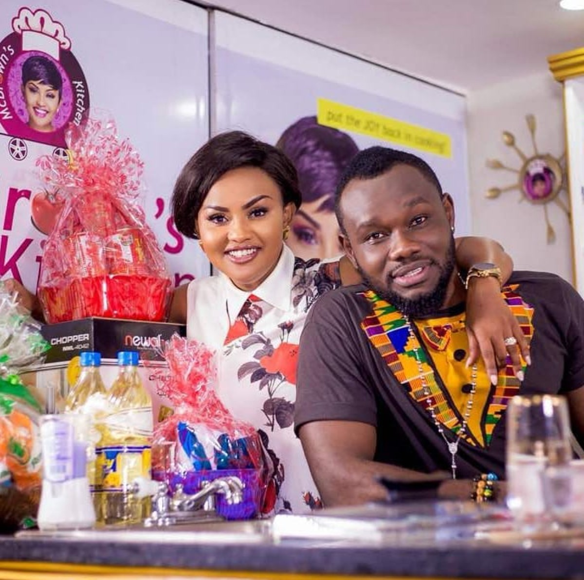 Prince David Osei Thinks Ladies Now Want Men Who Have Six Packs (2)