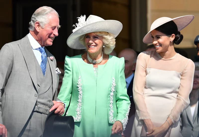 Buckingham Palace Garden Party (3)