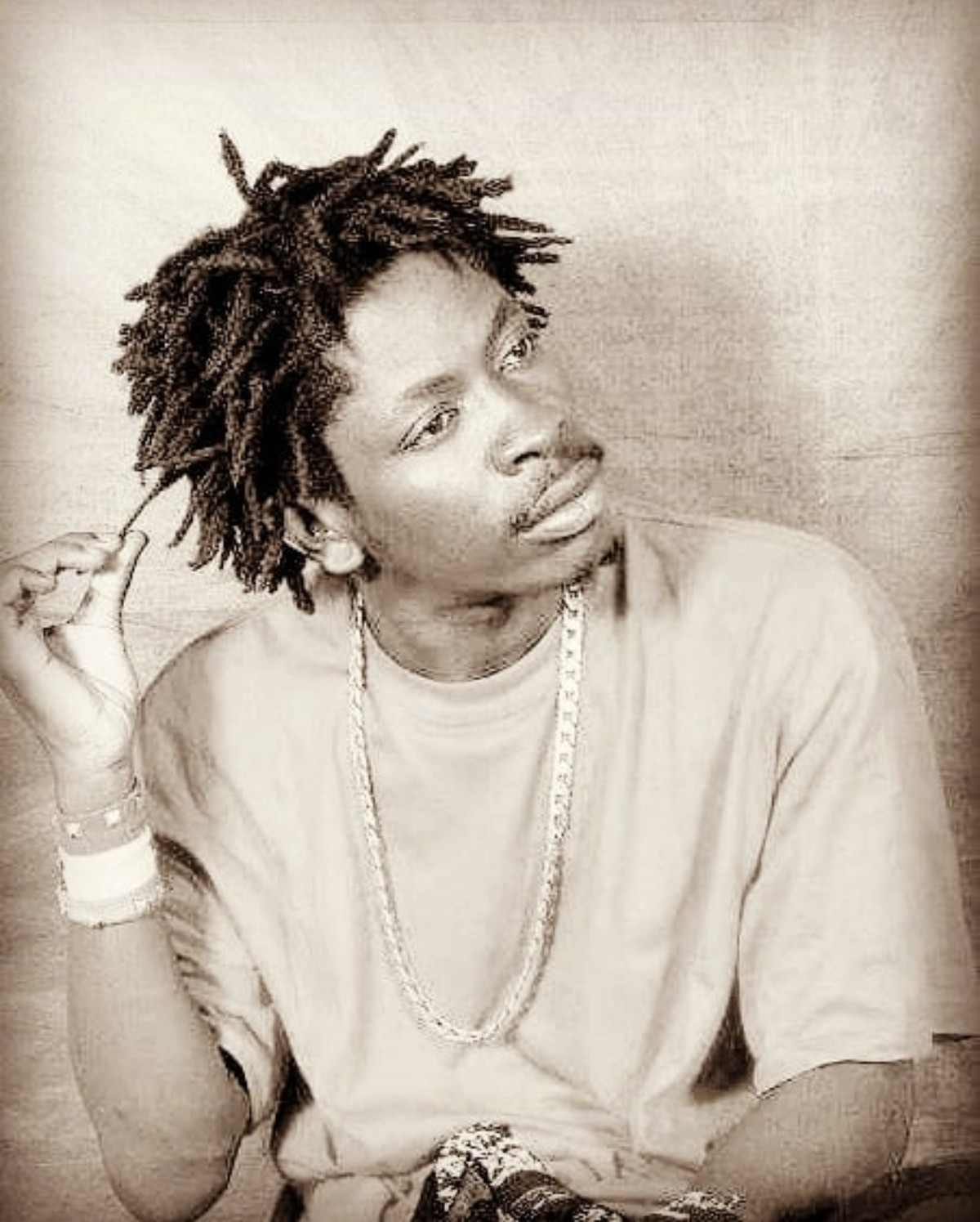 Shatta Wale Shares Throwback To Bandana Days (2)