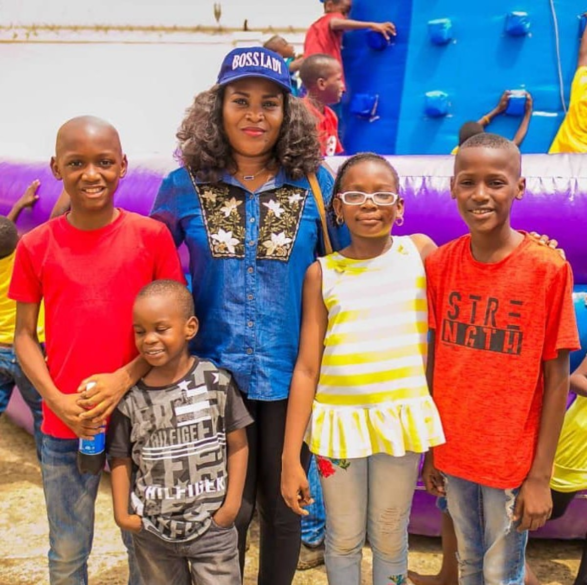 How Come Tuface's Kids Look Like They Are Suffering (2)