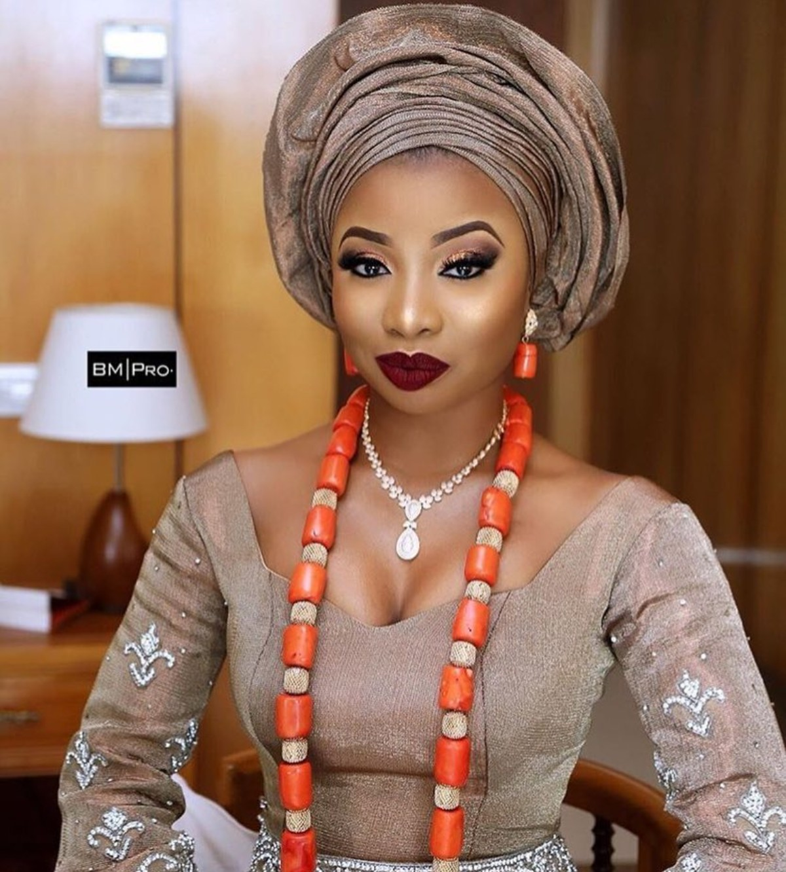 Mo'Cheddah Traditional Wedding In Lagos (2)
