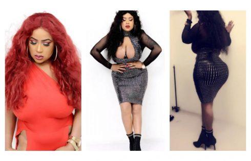 Ella Mensah Celebrates Birthday With Raunchy Photos