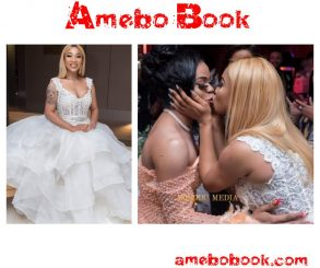 Tonto Dikeh Responds After Bobrisky Thanked Her For Accepting Him The Way He Is