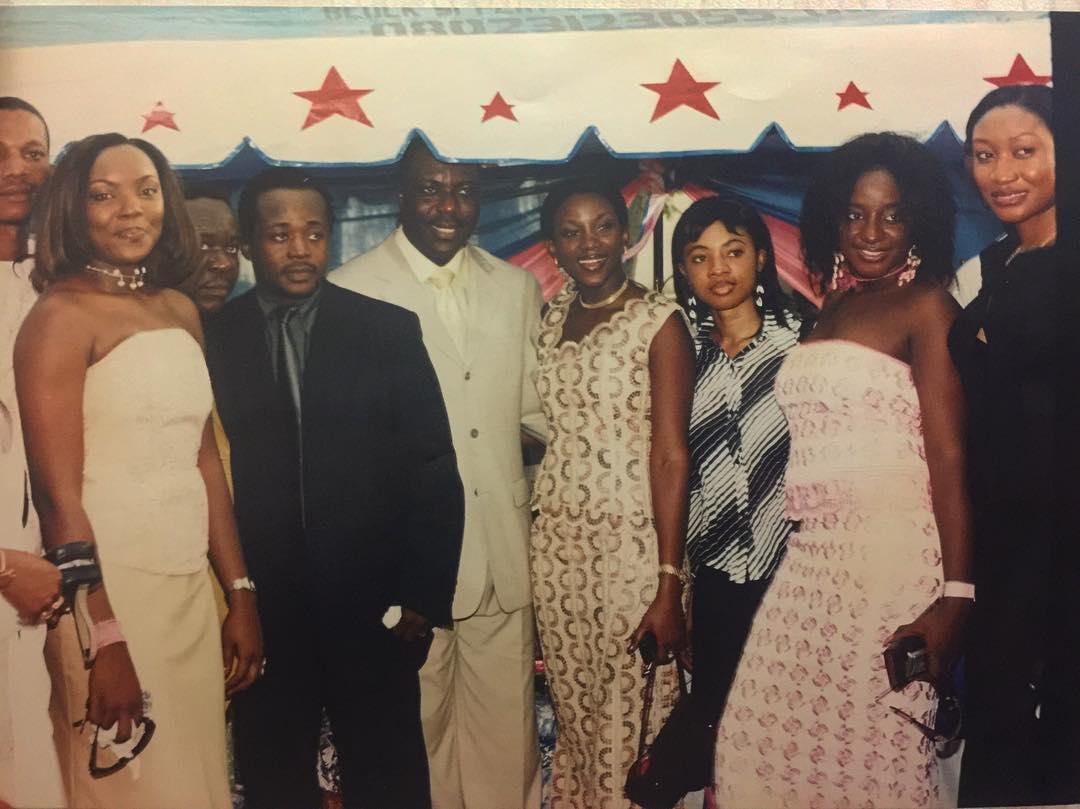 Chioma Akpotha Shares Epic Throwback (2)