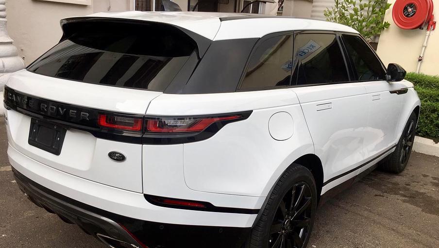 Ahmed Musa purchases 2018 Range Rover Velar (4)