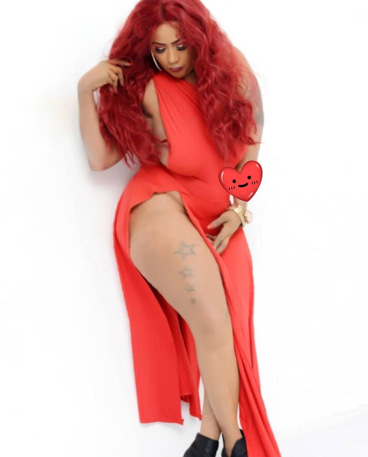 Ella Mensah Celebrates Birthday With Raunchy Photos (5)
