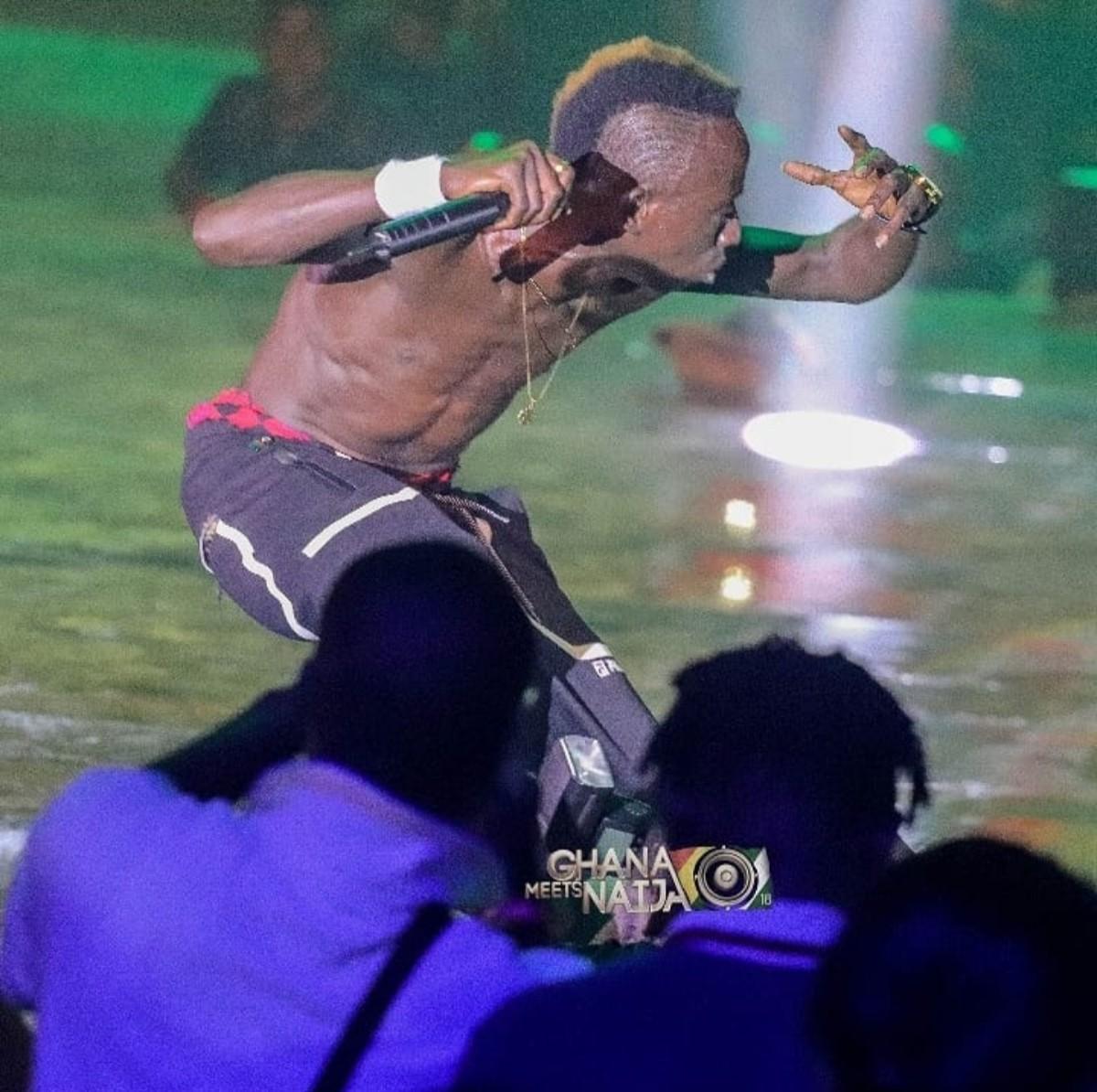 Patapaa Performance Ghana Meets Naija 2018 (2)
