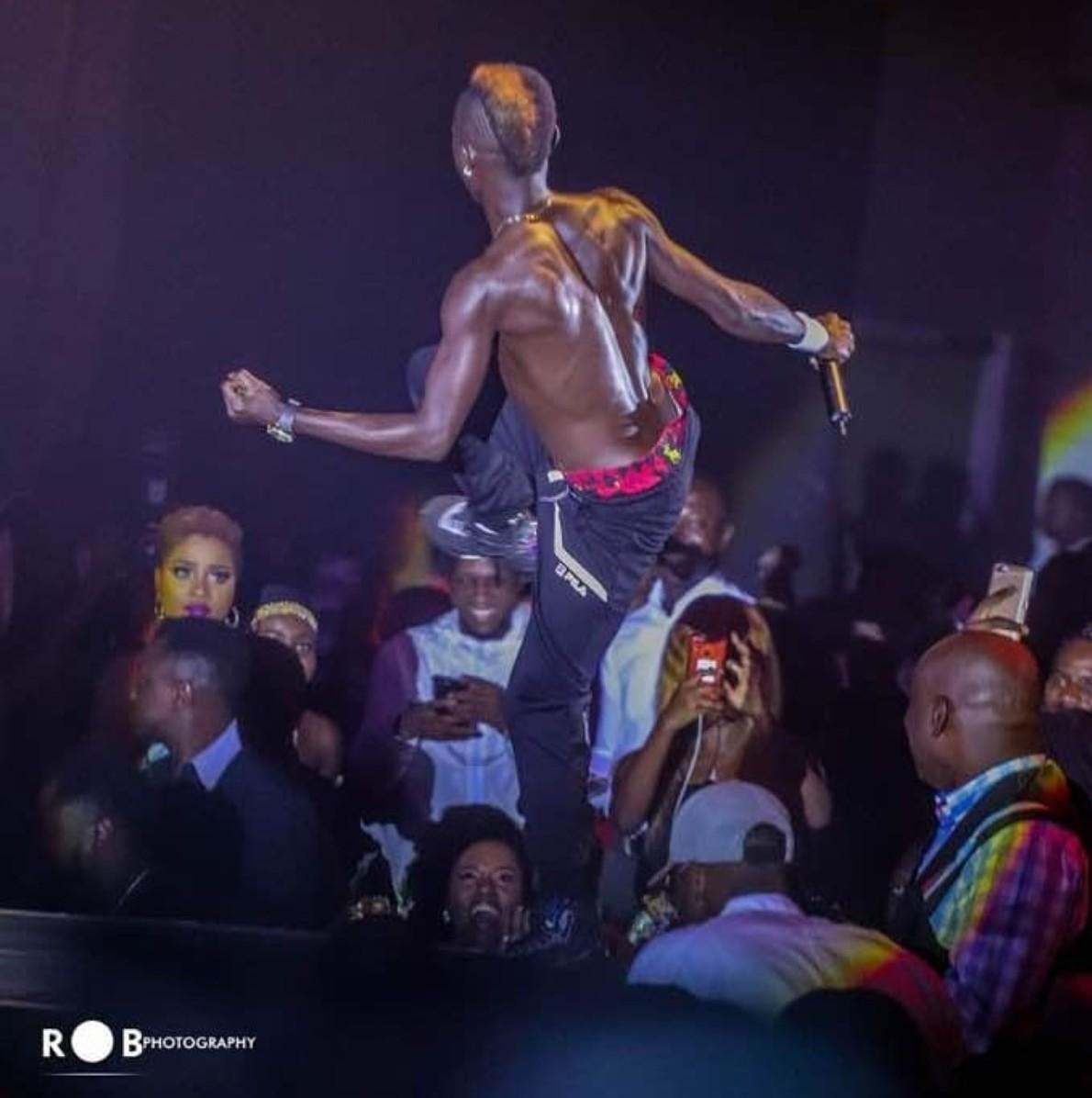 Patapaa Performance Ghana Meets Naija 2018 (3)