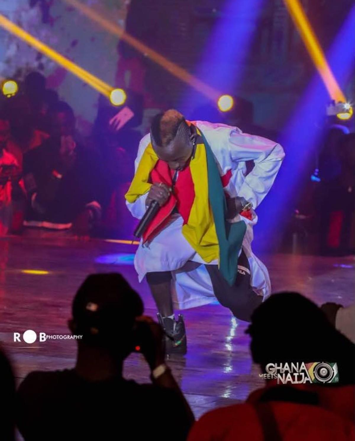 Patapaa Performance Ghana Meets Naija 2018