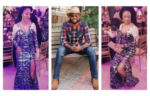 Troll Tells Adesua Etomi To Go And Get Pregnant