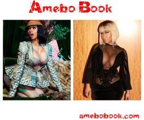 Nicki Minaj Reportedly Sent Cardi B A $5K Baby Gift Basket